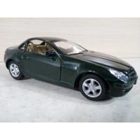 Модель автомобиля Mercedes-Benz SLK-Класс (1/32)
