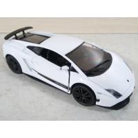 Модель автомобиля Lamborghini Gallardo №3 (1/32)