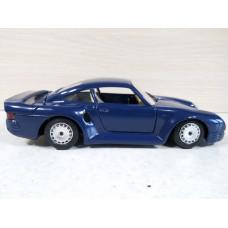 Модель автомобиля Porsche 959 (1/24)