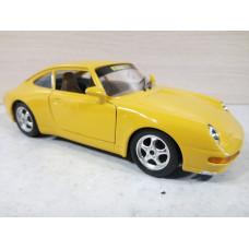 Модель автомобиля Porsche 911 Carrera №1 (1/24)