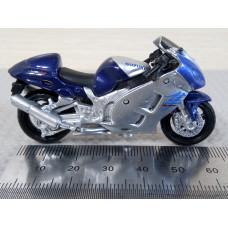 Модель мотоцикла Suzuki GSX-R 1300R (1/32)