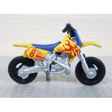 Модель кроссового мотоцикла (1/32)