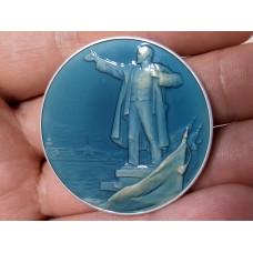 Медаль родившемуся в Ленинграде 1984г
