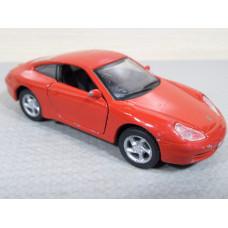 Модель автомобиля Porsche Carrera (1/38)