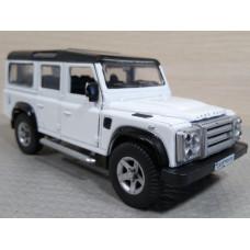 Модель автомобиля Land Rover Defender (1/38)
