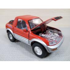 Модель автомобиля Toyota Rav4 (1/32)