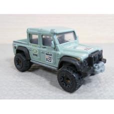 Модель Land Rover Defender от Хот Вилс (1/64)