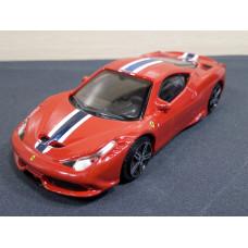Модель автомобиля Ferrari 458 Speciale (1/43)