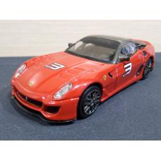 Модель автомобиля Ferrari 599XX №1 (1/43)