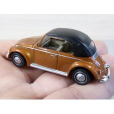Модель автомобиля Volkswagen Beetle (1/65)