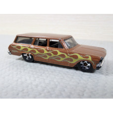 Модель Chevrolet от Хот Вилс (1/66)
