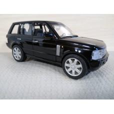 Модель автомобиля Range Rover черный (1/33)