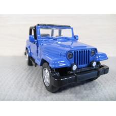 Модель автомобиля Jeep CJ7 (1/32)