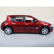 Модель автомобиля Renault Megane 2002 (1/32)