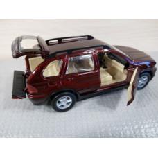 Модель автомобиля BMW X5 1999г. (1/32)