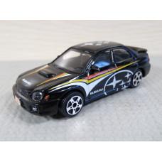 Модель автомобиля Subaru Impreza WRX STI (1/43)