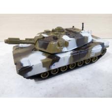Металлический танк игрушка (1/72)