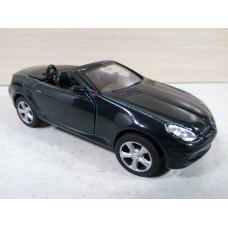 Модель автомобиля Mercedes-Benz SLK350 (1/36)