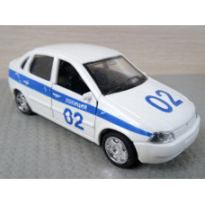Модель автомобиля Лада Калина №2 (1/37)