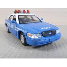 Модель автомобиля Ford Crown Victoria (1/42)