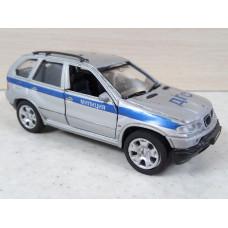 Модель автомобиля BMW X5 №2 (1/40)