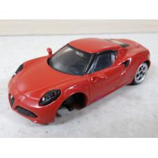 Модель автомобиля Alfa Romeo 4C (1/43)