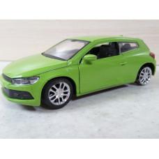 Модель автомобиля Volkswagen Scirocco (1/34)