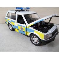 Модель автомобиля Range Rover полиция (1/26)