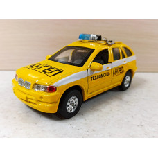 Модель автомобиля BMW X5 тех. (1/36)