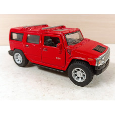 Модель автомобиля Hummer H2 (1/40)