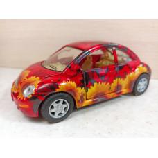 Модель автомобиля Volkswagen Classical Beetle (1/32)